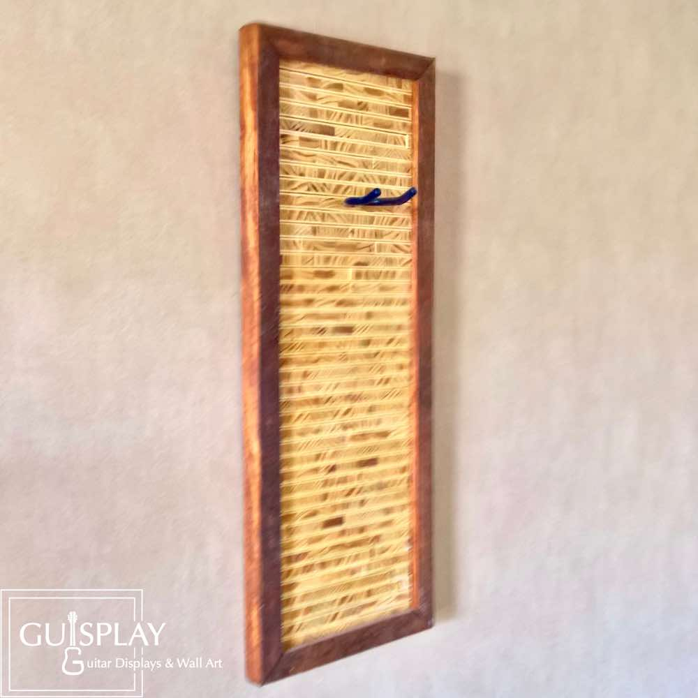 Tiki Honollulu Ukulele Display Wall Hanger | GUISPLAY