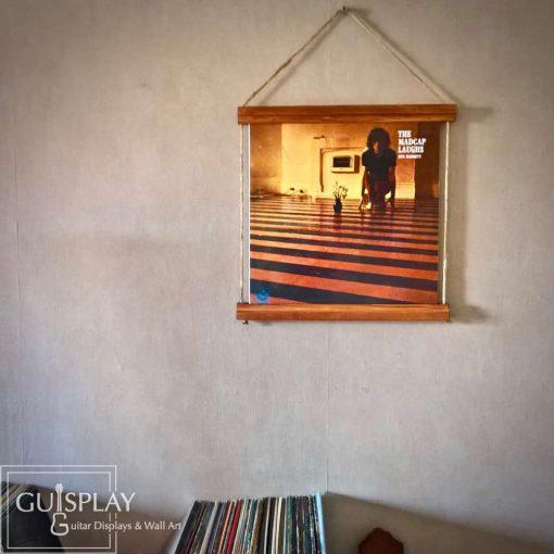 Guisplay Lp records Holder Vinyl Storage30(watermarked)